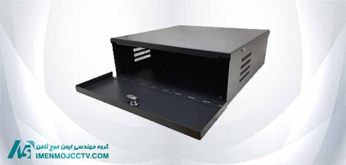نصب دستگاه ضبط در باکس های قفل دار